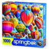 Balloon Fest 1,000 Pc Springbok Jigsaw Puzzle (2 week order time)